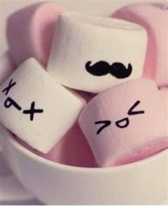 Pin by Camranazy on Cute Marshmallows | Pinterest