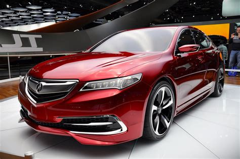 2018 Acura Tlx Redesign  New Car Release Date And Review