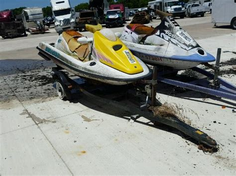 Boat Salvage Dallas Tx by 1996 Bombardier Boat For Sale Tx Dallas South