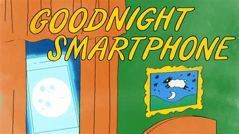 Arianna Huffington's Goodnight Smartphone Is Way Too