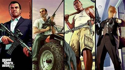 Gta 1080p Wallpapers Michael Backgrounds Xbox Grand