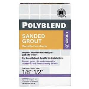 pewter grout custom building products 19 polyblend sanded tile grout 7 pound pewter polyblend non sanded