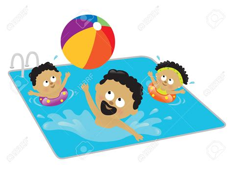 Swimming Clip Swimming Pool Clipart Clipground