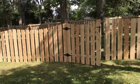 Just Wooden Fences
