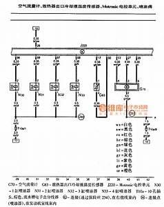 Audi A4 1 8t Engine Circuit - Automotive Circuit - Circuit Diagram