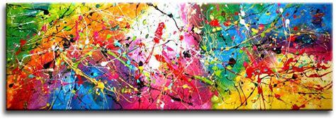 bloemen 3d dikke verf you tube kunstschilderij acryl op canvas handgeschilderd kunst