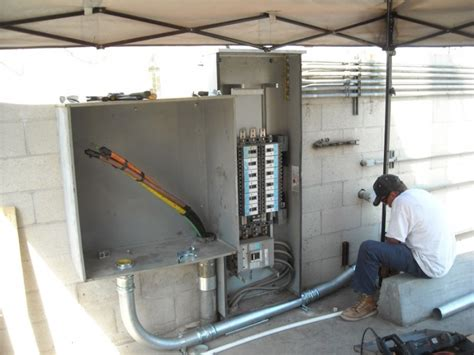 Commercial Electrician Orange County Ca, On The