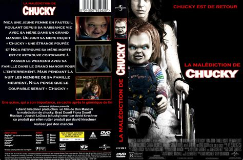 LA MALEDICTION CHUCKY TÉLÉCHARGER DE