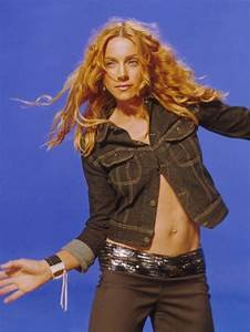 Light Hair With Strawberry Highlights Madonna At 60 Career In Pictures Madonna Now Madonna