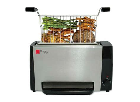 Ronco Ready Grill and Philips Digital Airfryer Reviews