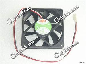 Genuine For Top Motor Df127015pu Dc12v 0 37a 3pin 3wire