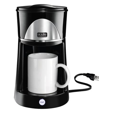 andis 174 60980 one cup coffee maker