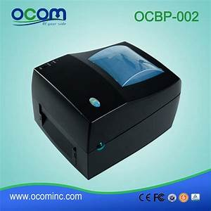 hot selling thermal transfer and direct thermal barcode With chinese label printer