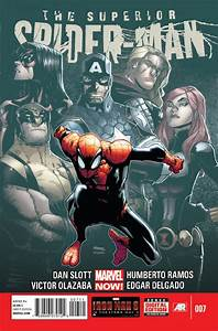 New Issues: Superior Spider-Man #7