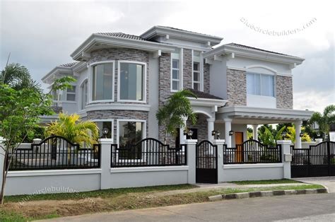 Storey Modern Small Houses With Gate Philippines
