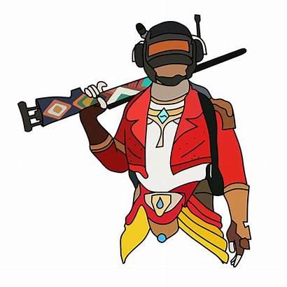 Pubg Mascot Mobile Tube Tournament Started Pixabay