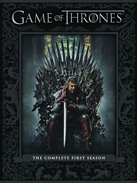 game  thrones dvd release date
