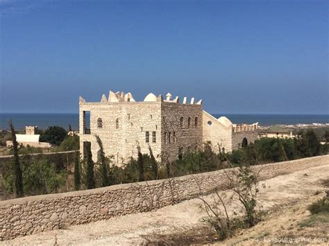 essaouira chambre d hote vente villa architecture marocaine vue sur mer projet