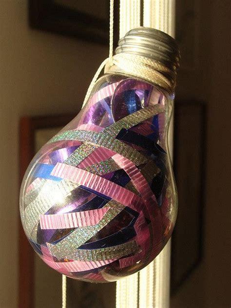 creative light bulb diy ideas