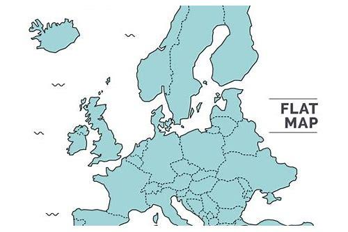 baixar mapa da europa vectorizado