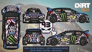 Ford Fiesta Rs 2017 : ford fiesta rs rally 2017 hoonigan racing death spray custom ken block racedepartment ~ Medecine-chirurgie-esthetiques.com Avis de Voitures