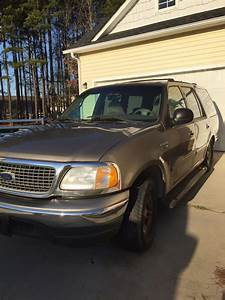 2001 Ford Triton Expedition Truck Third Row Automatic