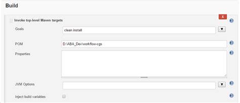 Maven Creating War File Using Jenkins Deploying