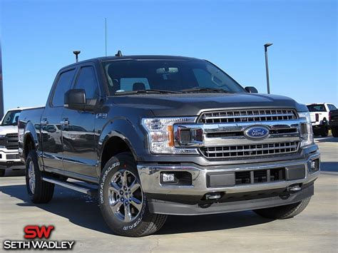 2019 Ford 150 Truck by 2019 Ford F 150 Xlt 4x4 Truck For Sale Pauls Valley Ok
