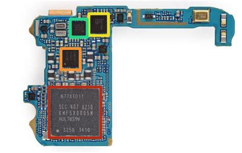 samsung gear  teardown reveals exynos processor