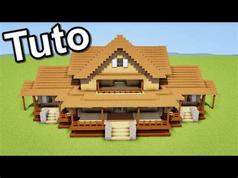 minecraft maison en bois search result minecraft tuto