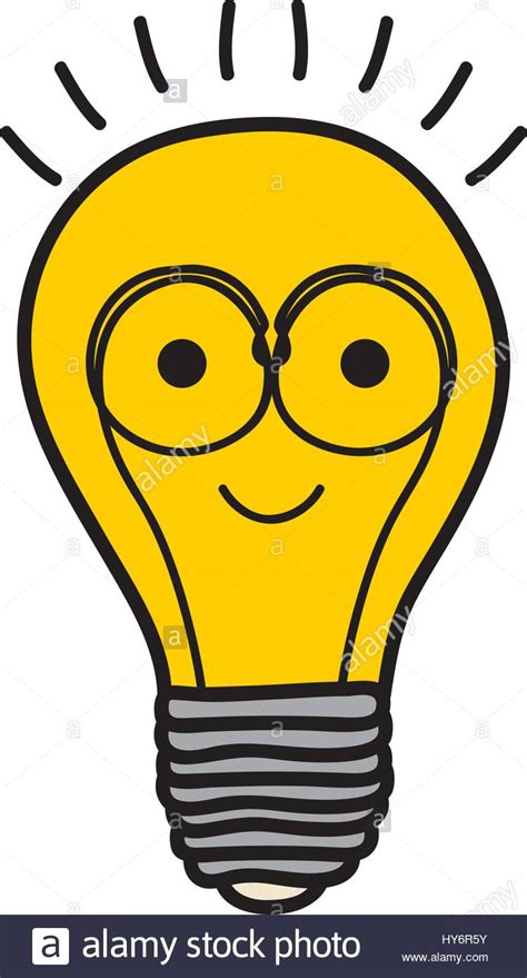 fluorescent light bulb color background of light bulb with filament in shape
