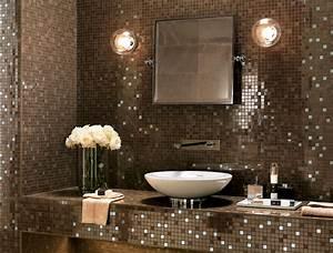 idea gallery With carrelage mosaique salle de bain