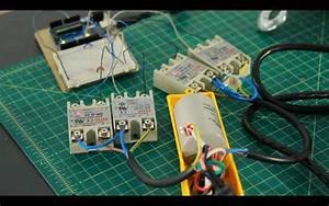 How To Hack An Electric Hoist  Ac Motor