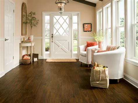 Armstrong Vivero Walnut Cove Antique Brown Luxury Vinyl