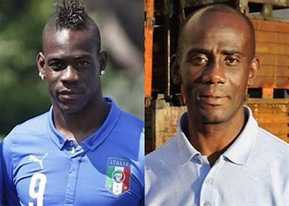 Balotelli Mario Barwuah Ghana Biological Dad Thomas