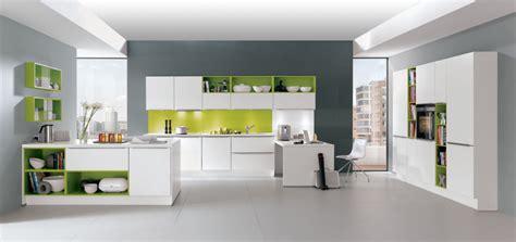 cuisine blanche et verte les dernières tendances de la cuisine pour 2013