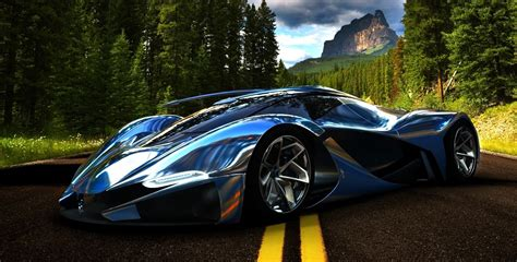 LaMASERATI by Mark Hostler - The Wildest Hypercar Concept Ever