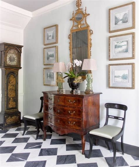 Handsome Showhouse Rooms by Designer Rugs Enrich 2017 Southeastern Designer Showhouse