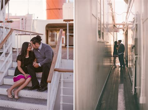 julie joe queen mary engagement session bakersfield
