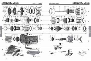 5r110w Transmission Repair Manuals