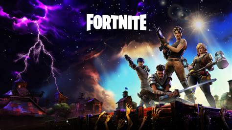 Fortnite Battle Royale Multiplayer Wallpaper 62282 1920x1080px 6