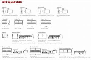 Squadroletto corner sofa bed modern sofa beds modern for Sofa bed mattress size chart