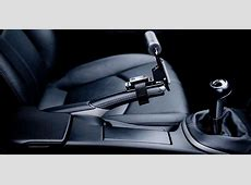 Disabled driving aids & adapted driving car controls