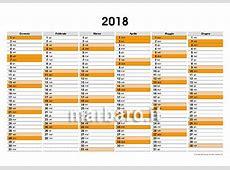 Planner 2018 da stampare, scarica adesso il tuo planner