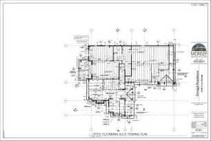 blueprint house plans monsef donogh design groupdonogh residence sheet a301