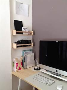 Ikea Petit Bureau : le bureau presque parfait bidouilles ikea ~ Melissatoandfro.com Idées de Décoration
