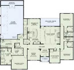 traditional floor plans traditional style house plans 3415 square home 1 4 bedroom and 4 bath 3 garage