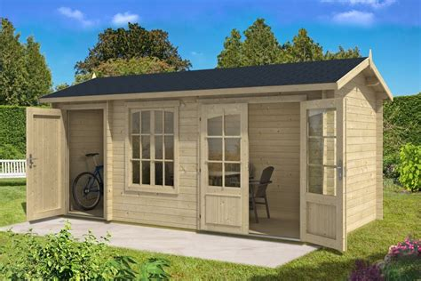 Gartenhaus Mit Raum by 2 Raum Gartenhaus Bolton 28 Xl