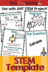 Stem Template For The Engineering Design Process