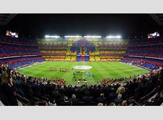 Camp Nou mosaic pays tribute to 12th man MARCAcom